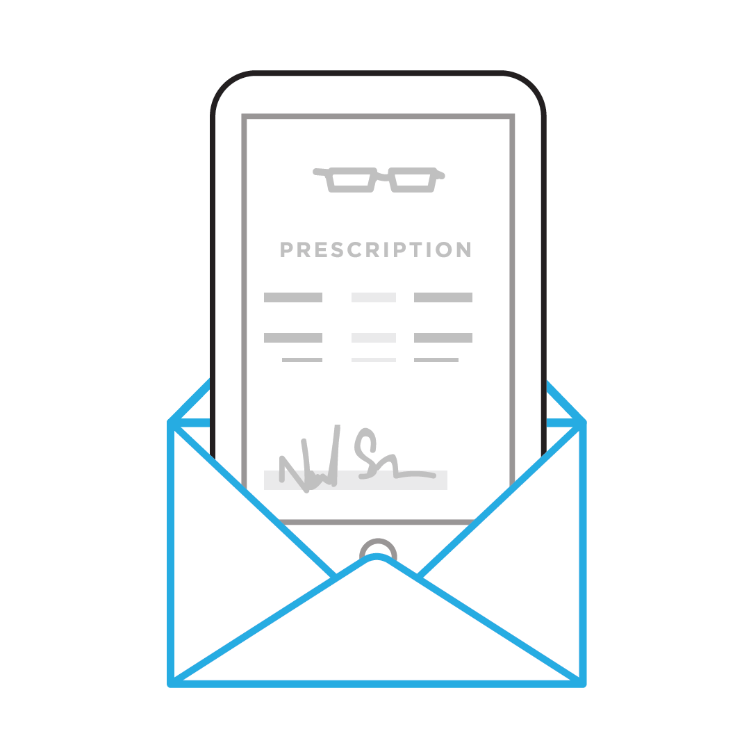 Prescriptions on the mail